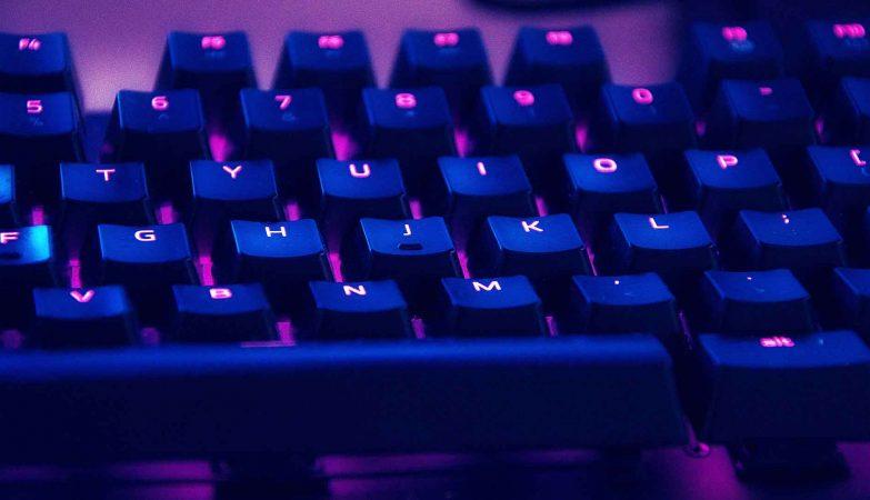 keyboard for gaming